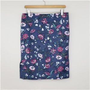 Ann Taylor LOFT Outlet | Floral Pencil Skirt